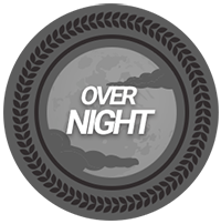 Overnight Deliveries by Deadline