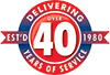 Delivering for over 40 years