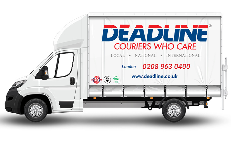Curtain Sider Tail Lift